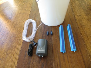 Equipment for Making Worm Castings at Home