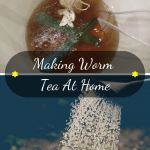 Making Worm Tea At Home Brewing bucket and watering can.