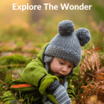 Vermicomposting For Kids Explore The Wonder Child exploring the ground