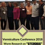 Vermiculture Conference 2018 speakers