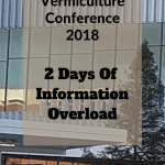 Vermiculture Conference 2018 James B. Hunt Jr. Library