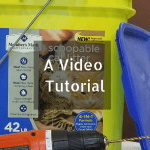 How To Store Worm Castings a bucket of worm castings for storage