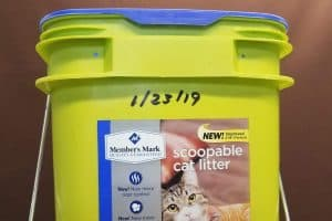 How To Store Worm Castings Bucket Completed