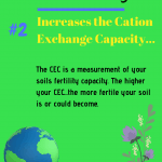 Benefits of Worm Castings Fact 2 CEC